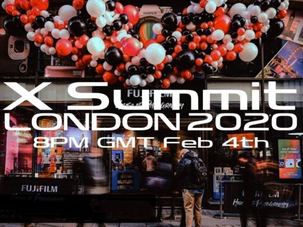 Δείτε εδώ, ζωντανά, το Fujifilm X Summit από το Λονδίνο!