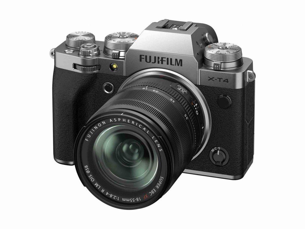 Fujifilm X-T4: Θα καθυστερήσει να φτάσει στην αγορά η ασημί έκδοση