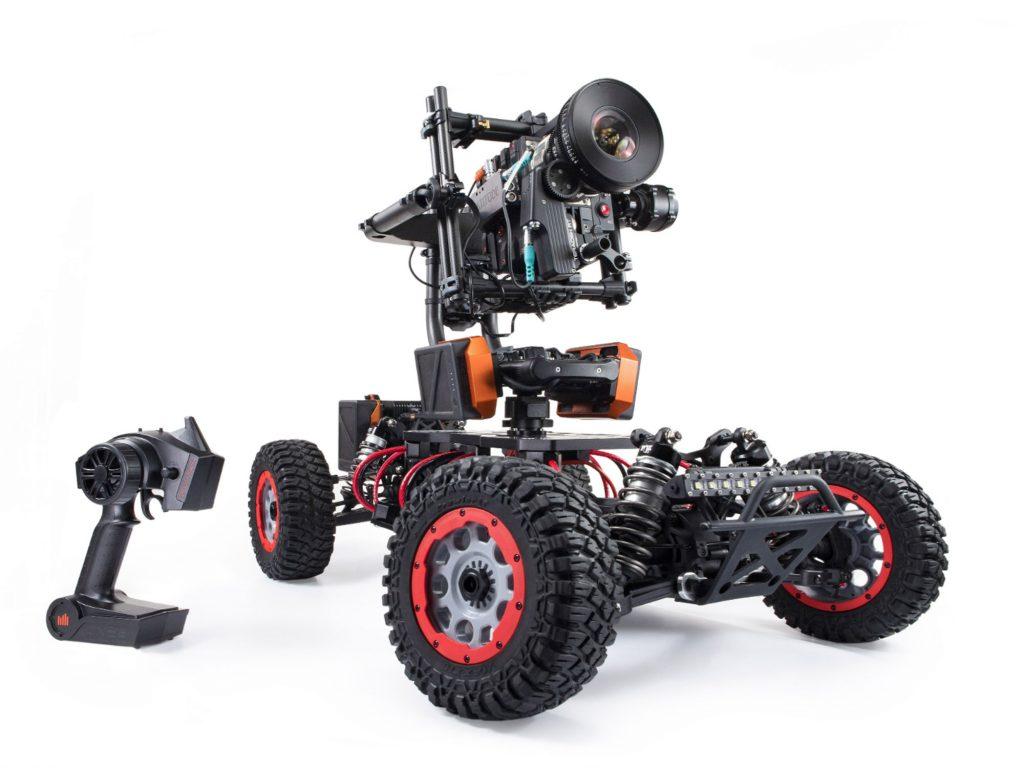 Kessler KillShock Recon: Τηλεκατευθυνόμενο όχημα εδάφους για λήψεις off road