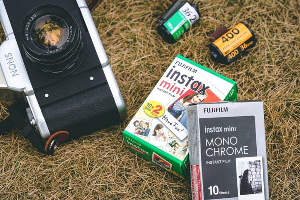 NONS SL42: Η πρώτη instax κάμερα που αλλάζει φακούς, με mount M42!