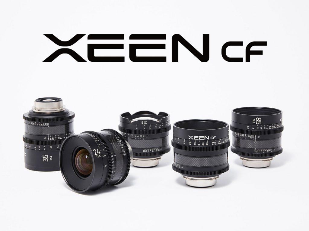 Samyang: Παρουσίασε δύο νέους κινηματογραφικούς φακούς στην σειρά XEEN CF