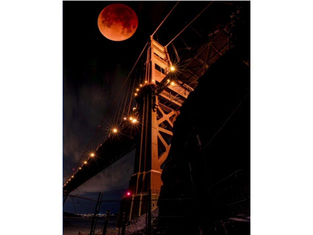Οι αρχές ζητάνε από φωτογράφο να αφαιρέσει φωτογραφία γέφυρας γιατί την έβγαλε από παράνομη γωνία!