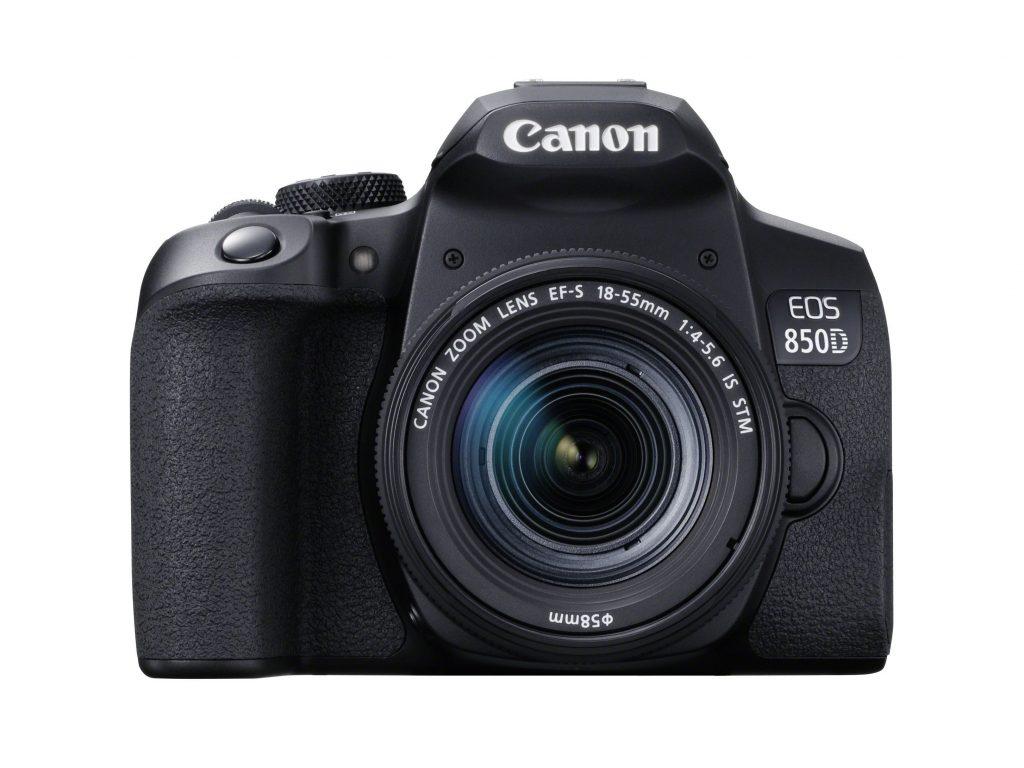 Canon EOS 850D: Νέα DSLR, στα 24.1 mp, με 7fps και 4K video, η πρώτη με κάθετο βίντεο