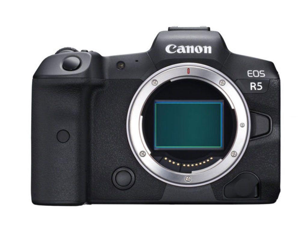 Είναι αυτή η Canon EOS R5; Φωτογραφίες και τεχνικά χαρακτηριστικά! Θα έχει 8Κ βίντεο;
