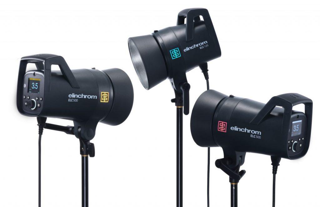 Η Elinchrom παρουσίασε δύο  νέα studio flashes, τα ELC 125 και ELC 500
