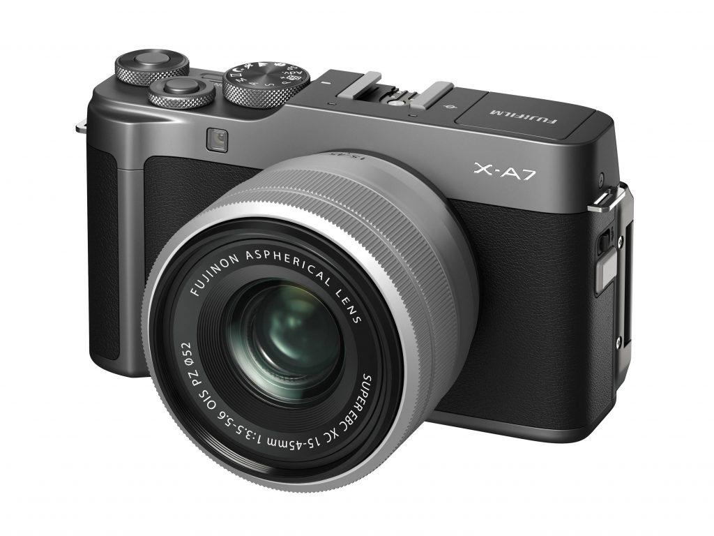 Νέο Firmware για την Fujifilm X-A7