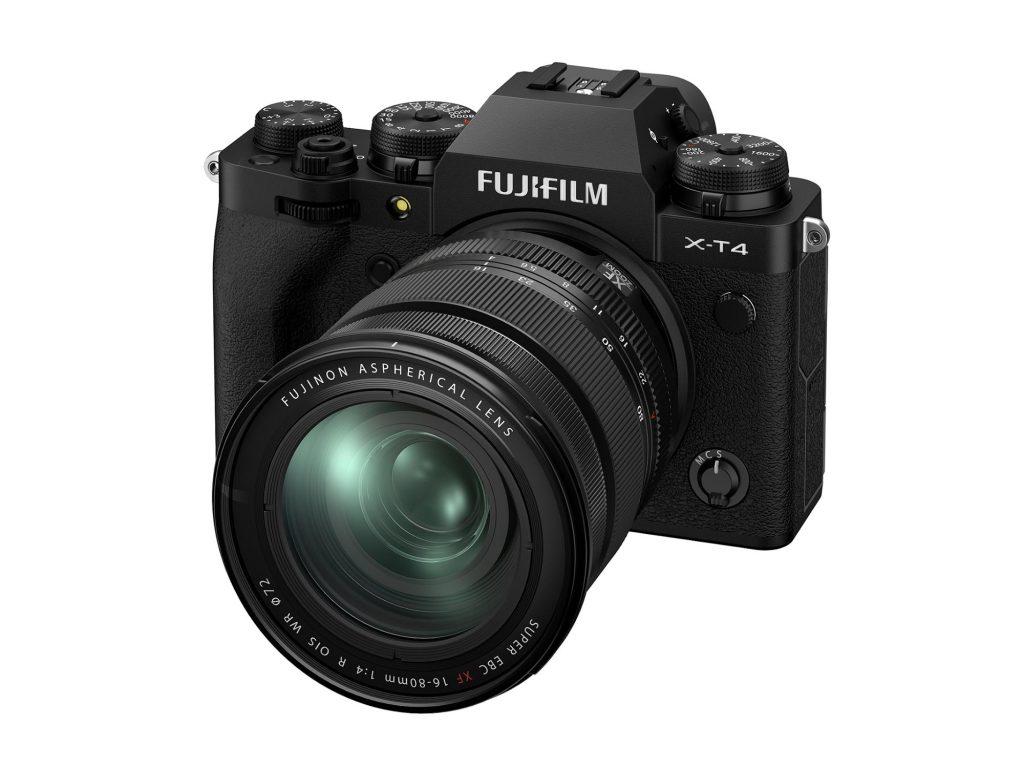 Νέο Firmware για τις Fujifilm X-T1, Fujifilm X-T2, Fujifilm X-T3 και Fujifilm X-T4