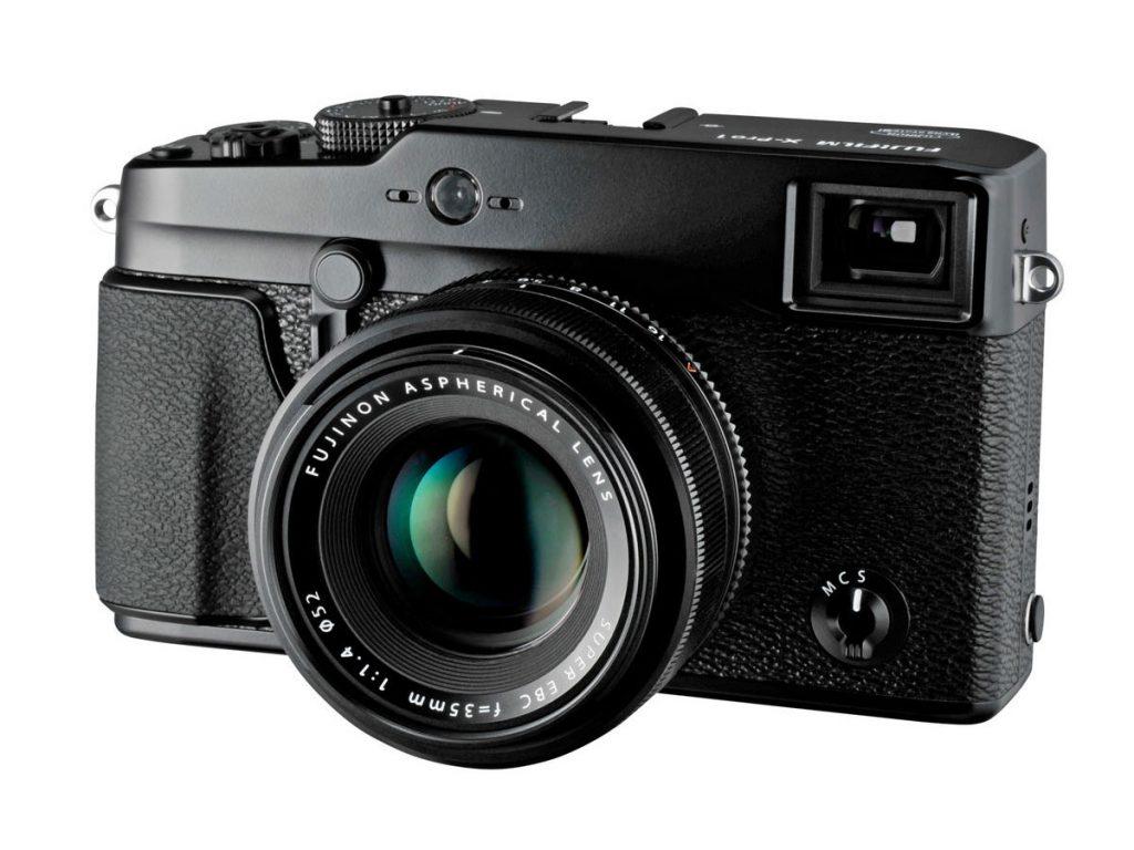 Fujifilm X-Pro1: Αναβάθμιση Firmware, έκδοση 3.81