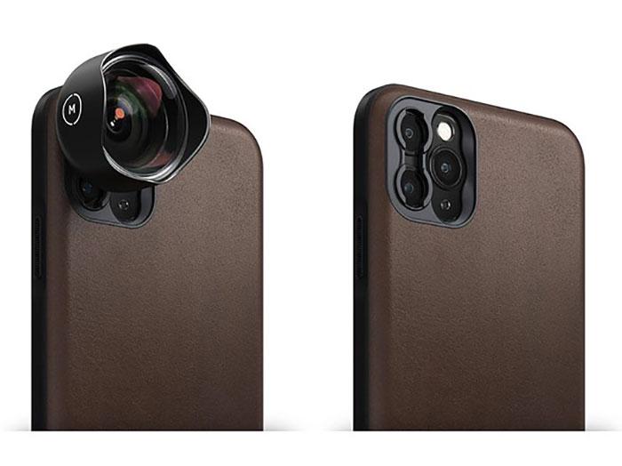 H Nomad παρουσίασε ειδικές θήκες για iPhone και Google Pixel με υποδοχή για τους φακούς της Moment