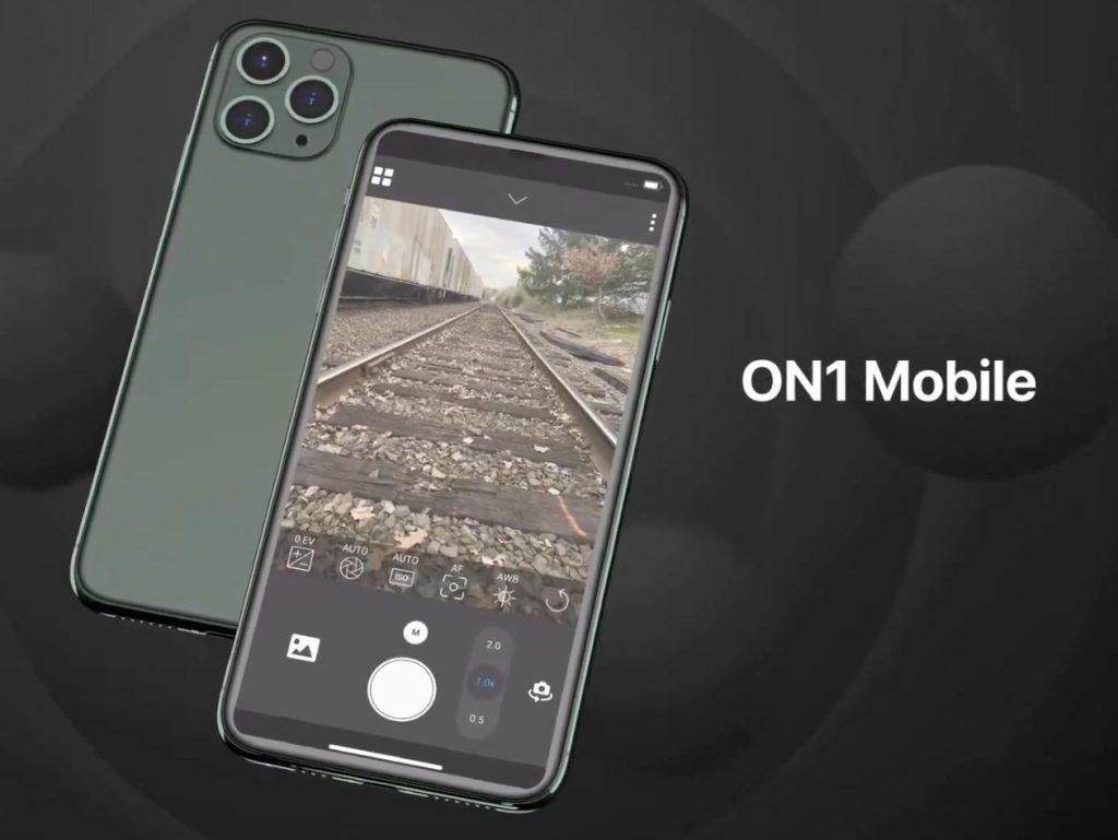 Μία ματιά στην επερχόμενη εφαρμογή ON1 Mobile Camera