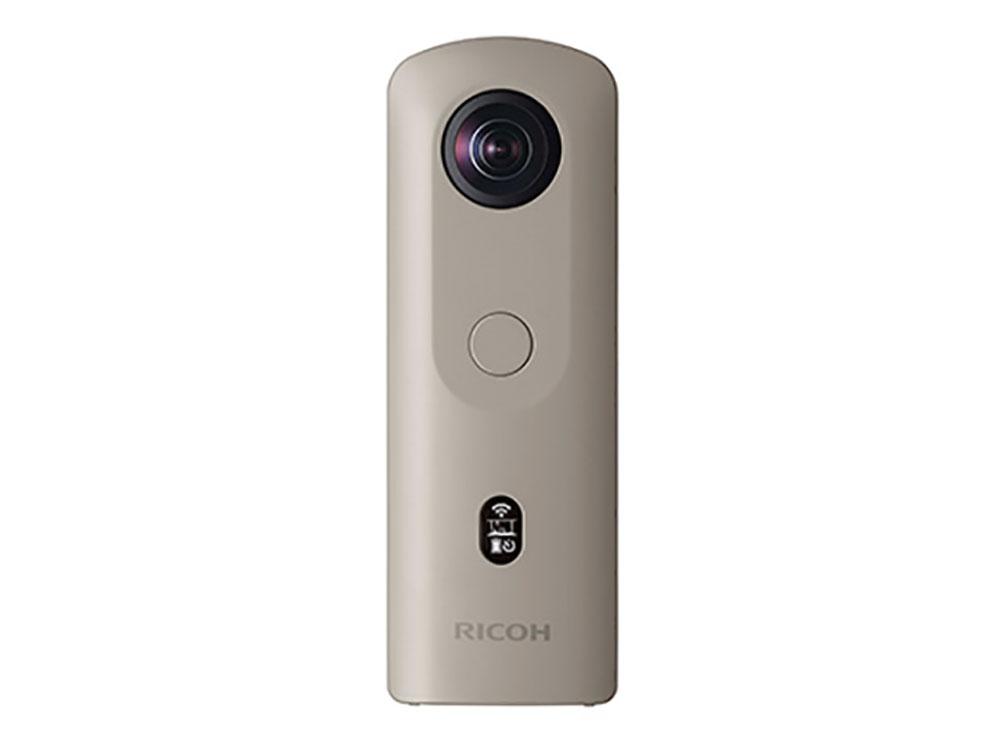 Η Ricoh Theta SC2 for Business είναι μία κάμερα 360 μοιρών για επιχειρήσεις!