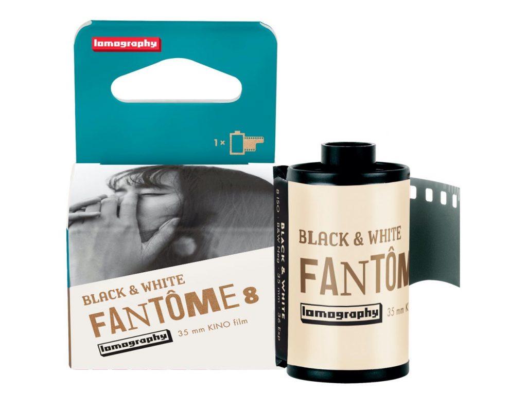 Lomography: Παρουσιάζει το νέο ασπρόμαυρο φιλμ με υψηλό κοντράστ, Fantôme Kino B&W