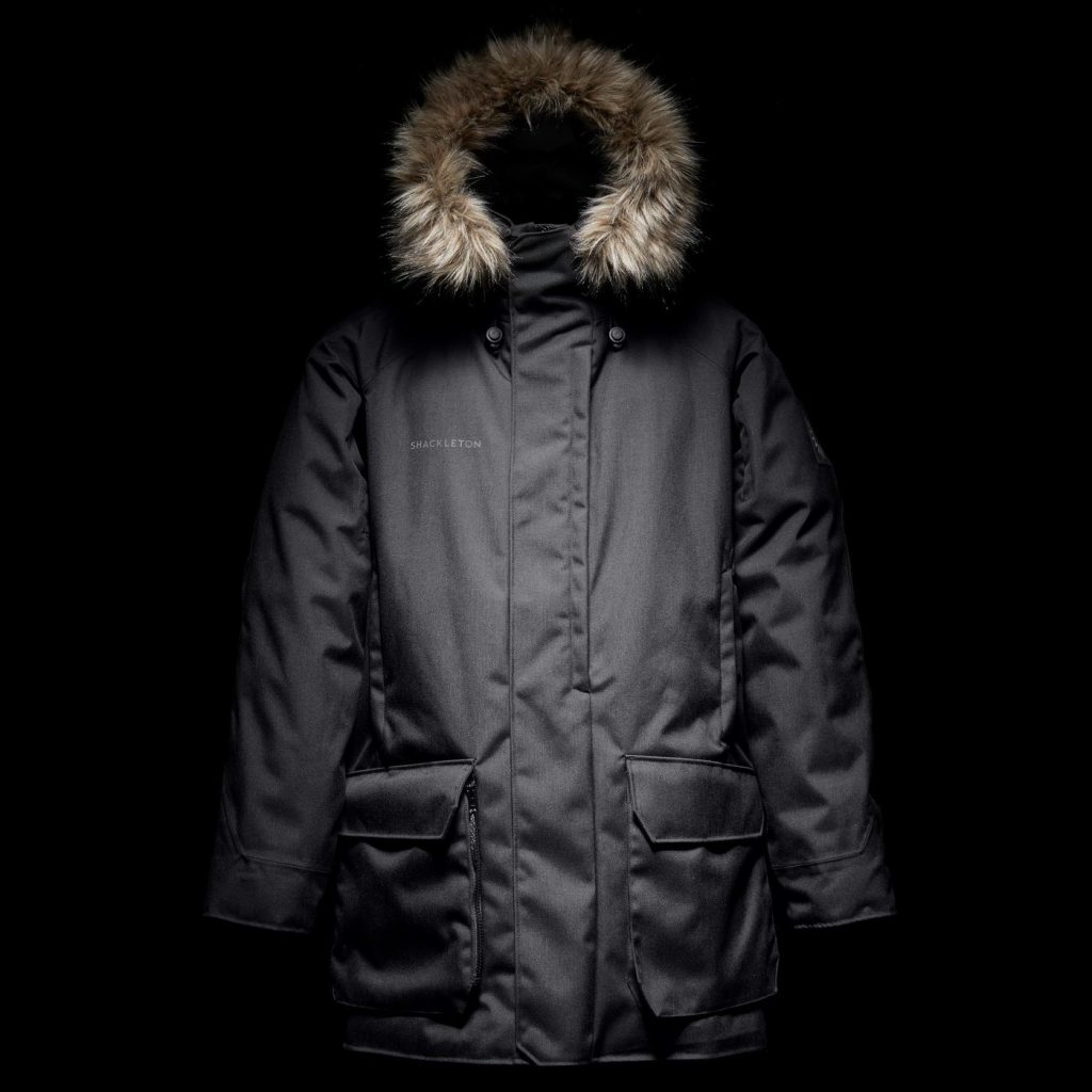 Frank Hurley Photographer's Jacket: To πρώτο φωτογραφικό μπουφάν για ακραίες καιρικές συνθήκες, σε προσφορά στα 1511 ευρώ!