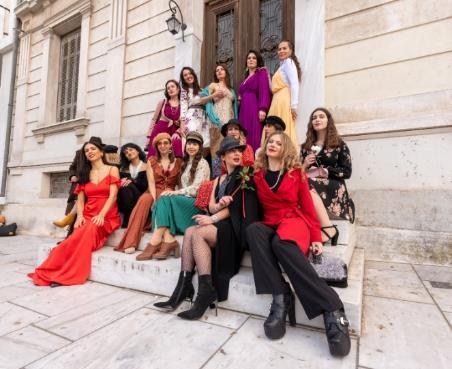"Photography Art Project ""WOMAN"" από τη Nikon και τους Greek Instagramers Events"