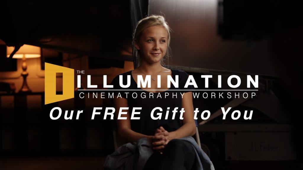 Illumination Experience Workshop: ΔΩΡΕΑΝ βίντεο άνω των 8 ωρών για τον σωστό κινηματογραφικό φωτισμό!