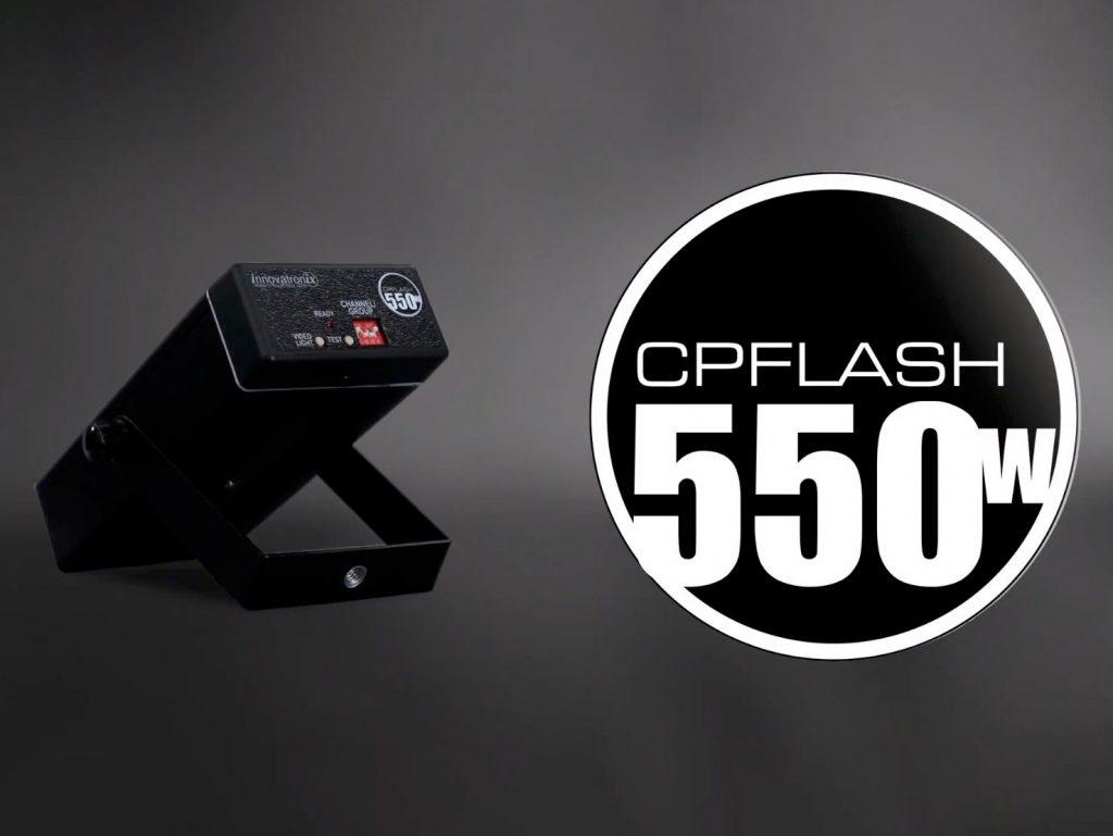 Innovatronix CPFlash 550W: Αυτό είναι το πιο ισχυρό φλας και LED φως για βίντεο για smartphones!