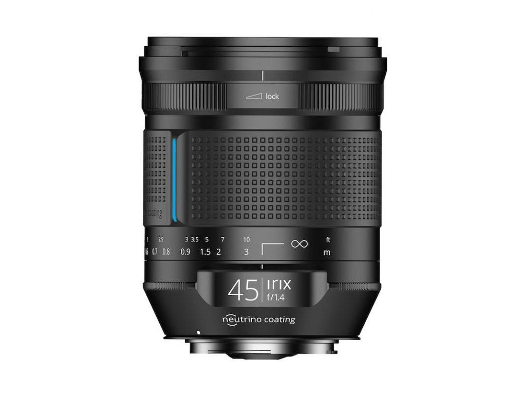 Irix 45mm f/1.4: Νέος prime φακός για Nikon, Canon και Pentax