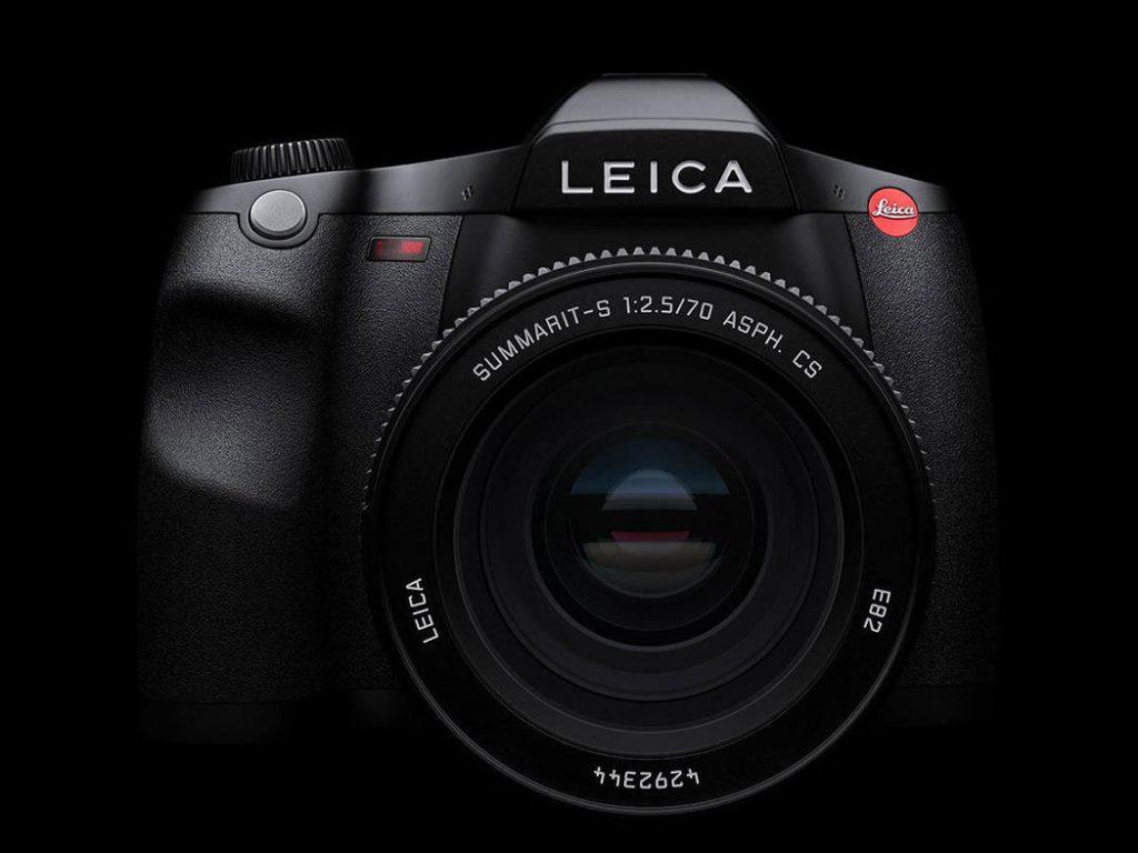 Αναβάθμιση Firmware για την Leica S3