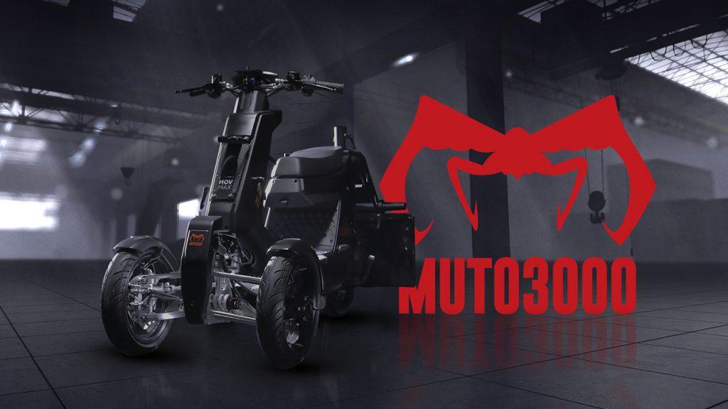 Το Movmax MUTO3000 είναι ένα ηλεκτρικό τρίκυκλο για κινηματογραφιστές!