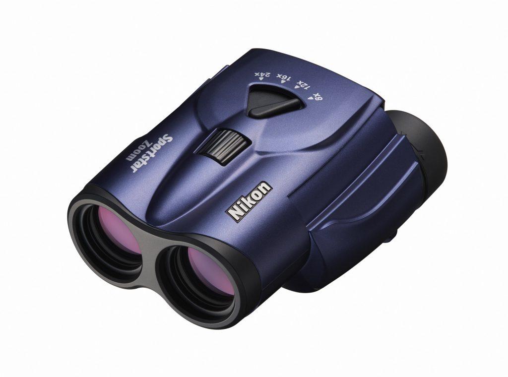 Η Nikon ανακοινώνει την κυκλοφορία των νέων κιαλιών Sportstar Zoom 8-24×25.