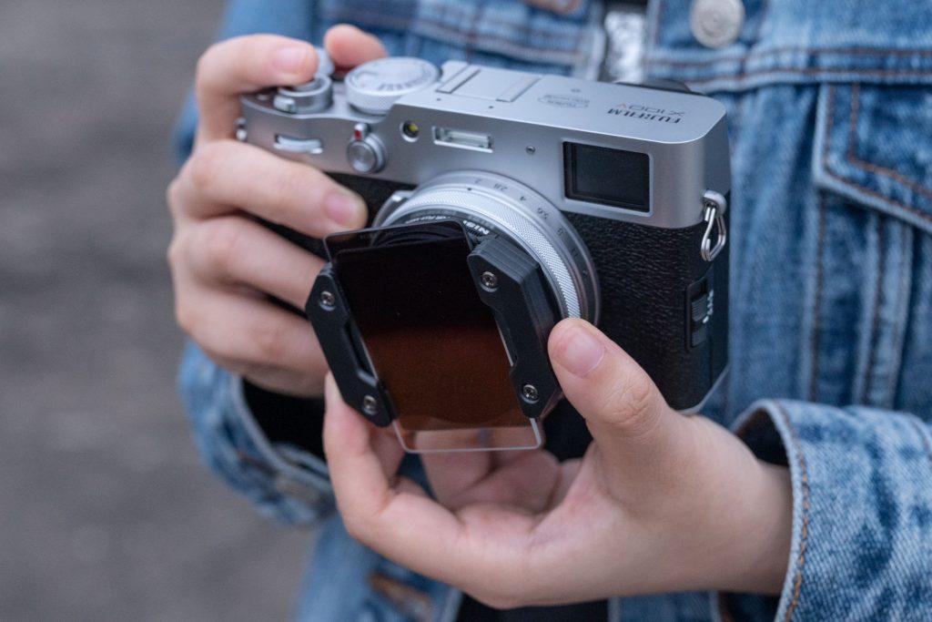 Η Nisi παρουσίασε νέο σύστημα φίλτρων ειδικά για τις compact κάμερες της σειράς Fujifilm X100, από τα 49$!