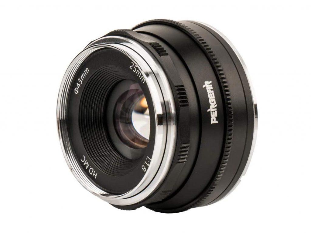 Pergear 25mm f/1.8, 35mm f/1.6 και 50mm f/1.8: Οικονομικοί φακοί για Fujifilm X, Micro Four Thirds και Sony κάμερες!