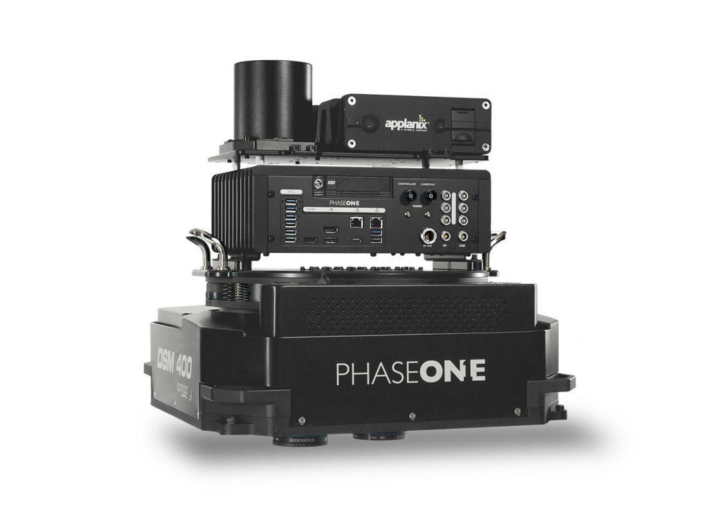 Η Phase One Industrial παρουσιάζει σύστημα εναέριων λήψεων στα 280MP με τιμή στα 455.000 δολάρια