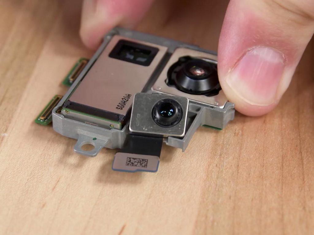 Samsung Galaxy S20 Ultra: Δείτε πως είναι κατασκευασμένη η τετραπλή κάμερα με τα 108 Megapixel και το μεγάλο ζουμ!