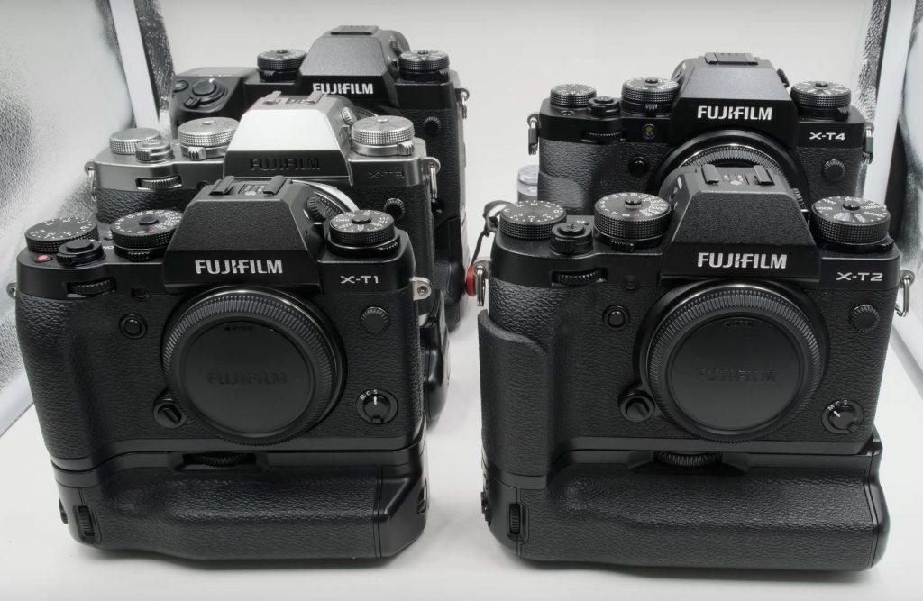 Fujifilm X-T1, X-T2, X-T3, X-T4, X-H1 και X100V: Ποια έχει τον καλύτερο ήχο κλείστρου;