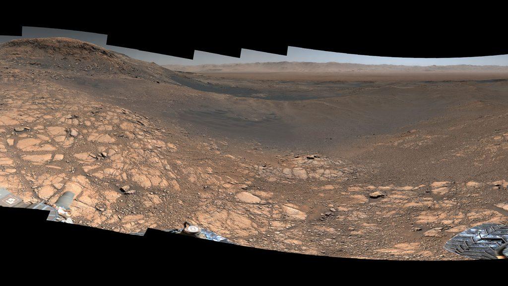 Αυτή είναι η πανοραμική εικόνα με την μεγαλύτερη ανάλυση από τον Άρη! Σύνθεση 1.000 φωτογραφιών στα 1.8 gigapixels!