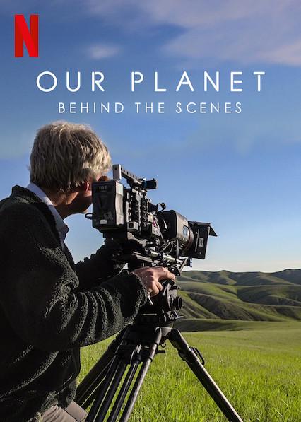 Our Planet Behind The Scenes: Ένα βίντεο που δείχνει τις δυσκολίες κινηματογράφισης άγριας ζωής!