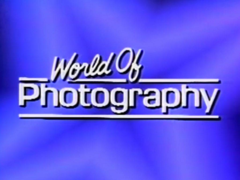 World Of Photography: Δες δεκάδες επεισόδια από τη δημοφιλή σειρά για την φωτογραφία του 1985