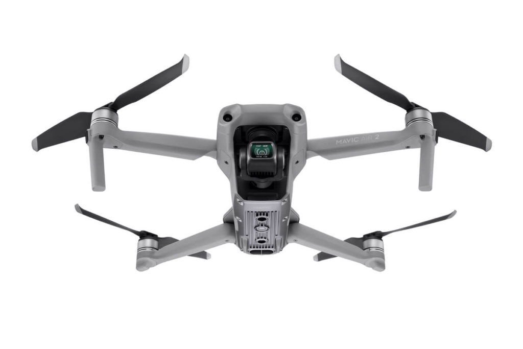DJI Mavic Air 2: Επίσημα με φωτογραφίες 48mp, βίντεο 4Κ 60fps, 8K HyperLapse και 34 λεπτά πτήση!