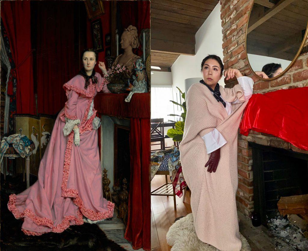 Το Μουσείο Getty ζητάει να αναπαραστήσουμε σπουδαία έργα τέχνης κατά την καραντίνα στο σπίτι!