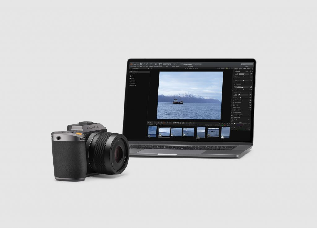 Hasselblad: Αναβάθμιση για το λογισμικό Phocus για Η/Υ και iPad!
