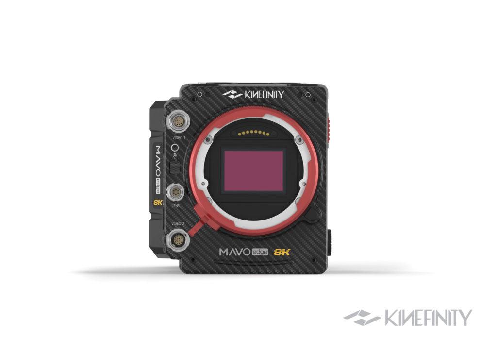 Kinefinity MAVO Edge: Κινηματογραφική κάμερα με εσωτερική εγγραφή 8K ProRes Raw στα 75fps, στα 12.000 δολάρια!
