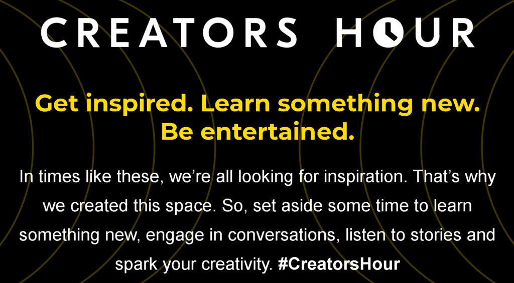 Nikon: Ξεκίνησε νέα σειρά Live Streaming με τον τίτλο CREATORS HOUR!