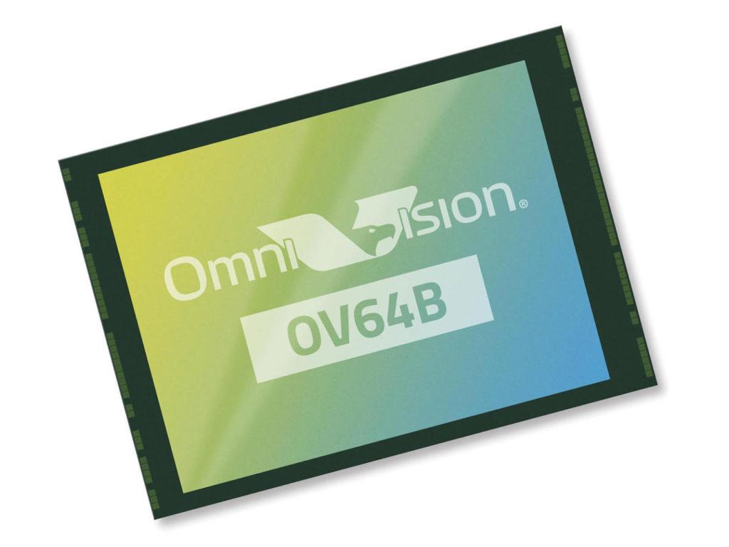 H OmniVision παρουσίασε τον πρώτο αισθητήρα εικόνας 1/2-inch στα 64 megapixels!