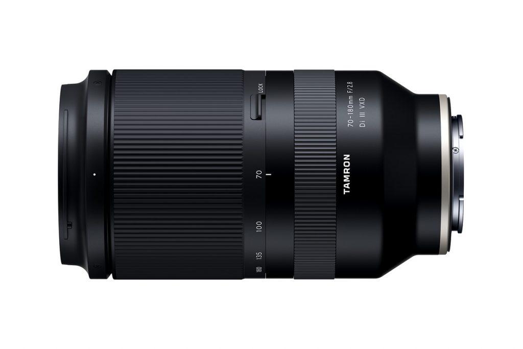Tamron 70-180mm F/2.8 Di III VXD (Model A056): Επίσημα για κάμερες της Sony, στα 1.200 δολάρια!