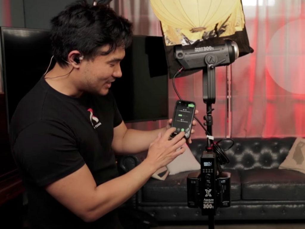 Δείτε σε βίντεο το νέο Aputure Light Storm 300x!