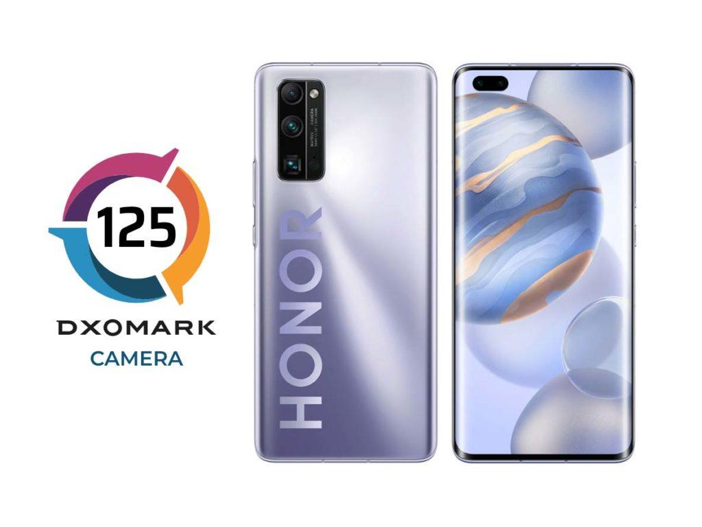 DxOMark: Το Honor 30 Pro Plus έπιασε 125 πόντους και μπήκε στην δεύτερη θέση της κατάταξης