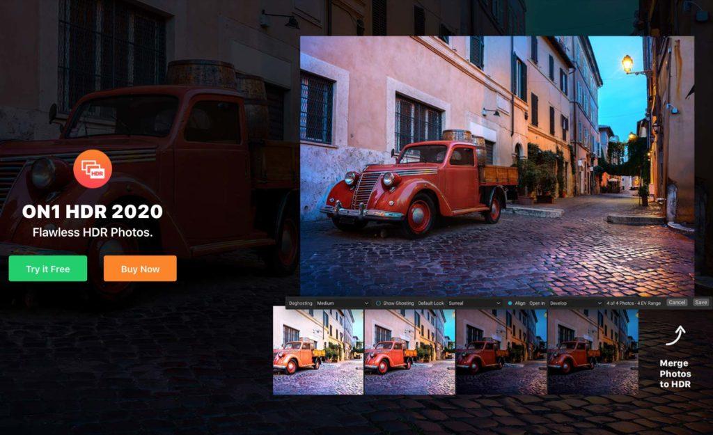 On1 HDR 2020: Νέο λογισμικό για δημιουργία HDR εικόνων, στα 40 δολάρια