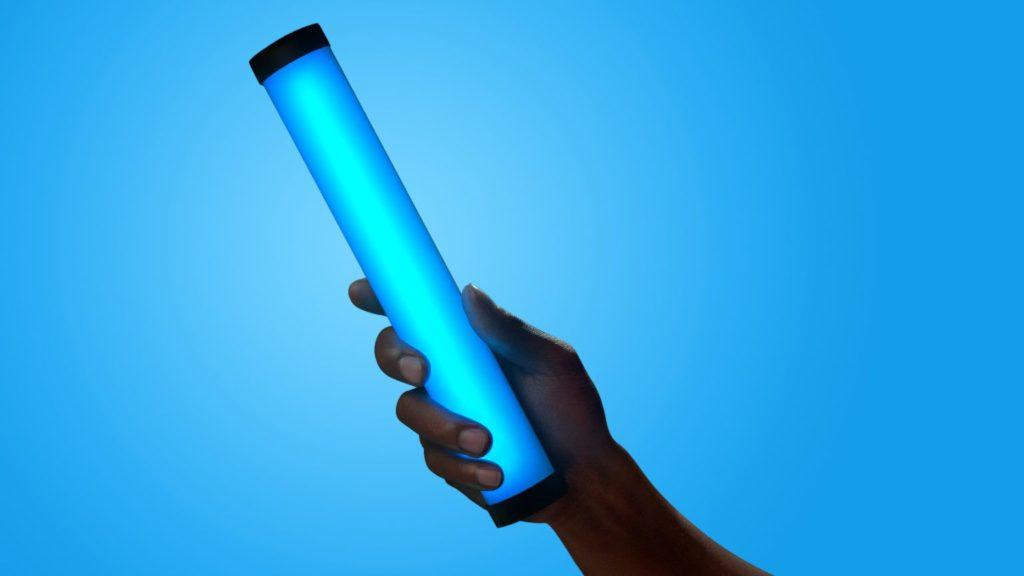 PavoTube II 6C: Νέο LED με ασύρματο χειρισμό, 36.000 χρώματα και τιμή στα 99 δολάρια