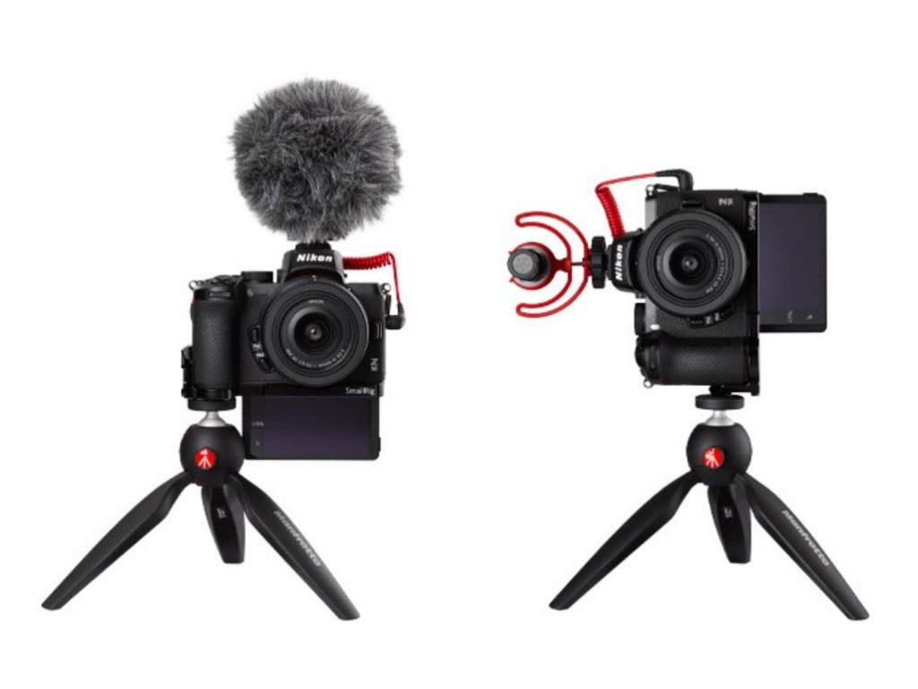Αυτή είναι η τιμή του Nikon Z 50 Vlogger kit για την Ελλάδα!