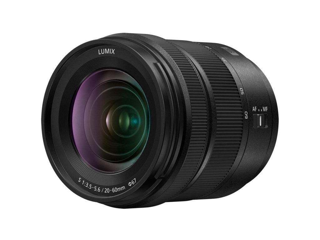 Panasonic LUMIX S 20-60mm F/3.5-5.6: Νέος φακός για το L-mount και τις Full Frame κάμερες της σειράς Lumix S
