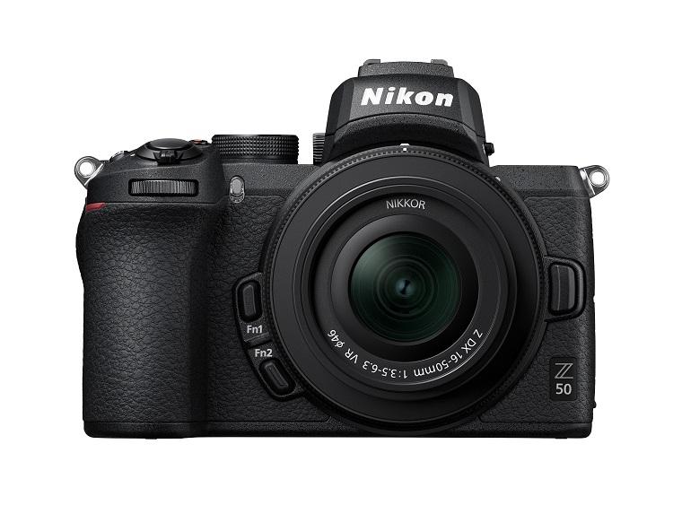 Αναβάθμιση Firmware για την Nikon Z 50