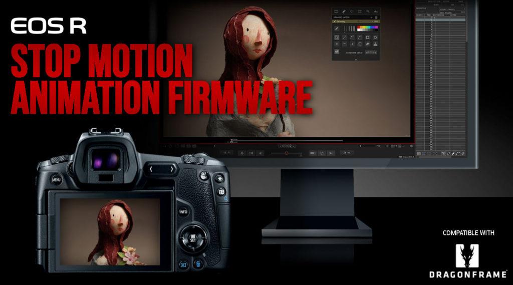 Canon: Διαθέτει νέο Firmware για Stop Motion Animation βίντεο, επί πληρωμή