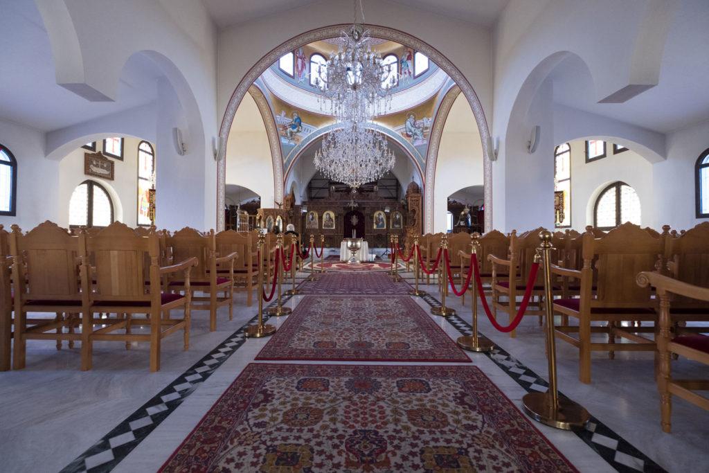 Ανοίγουν οι εκκλησίες για γάμους και βαπτίσεις, μέχρι 50 άτομα οι καλεσμένοι στο εσωτερικό τους!