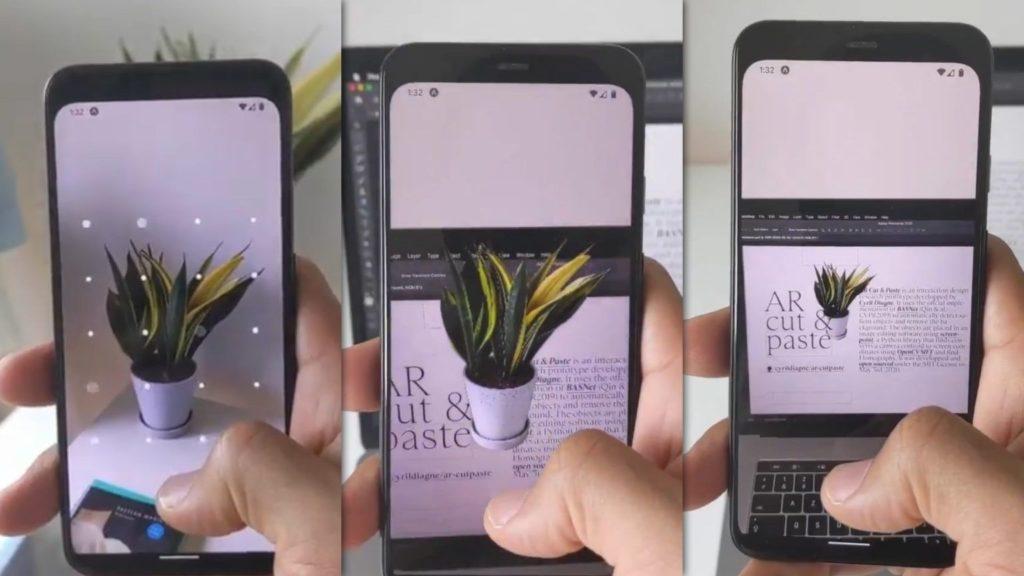 Λογισμικό για Smartphones για να φωτογραφίζεις και να ξεφοντάρεις αντικείμενα γύρω σου και να τα βάζεις στο Photoshop μέσα σε δευτερόλεπτα!