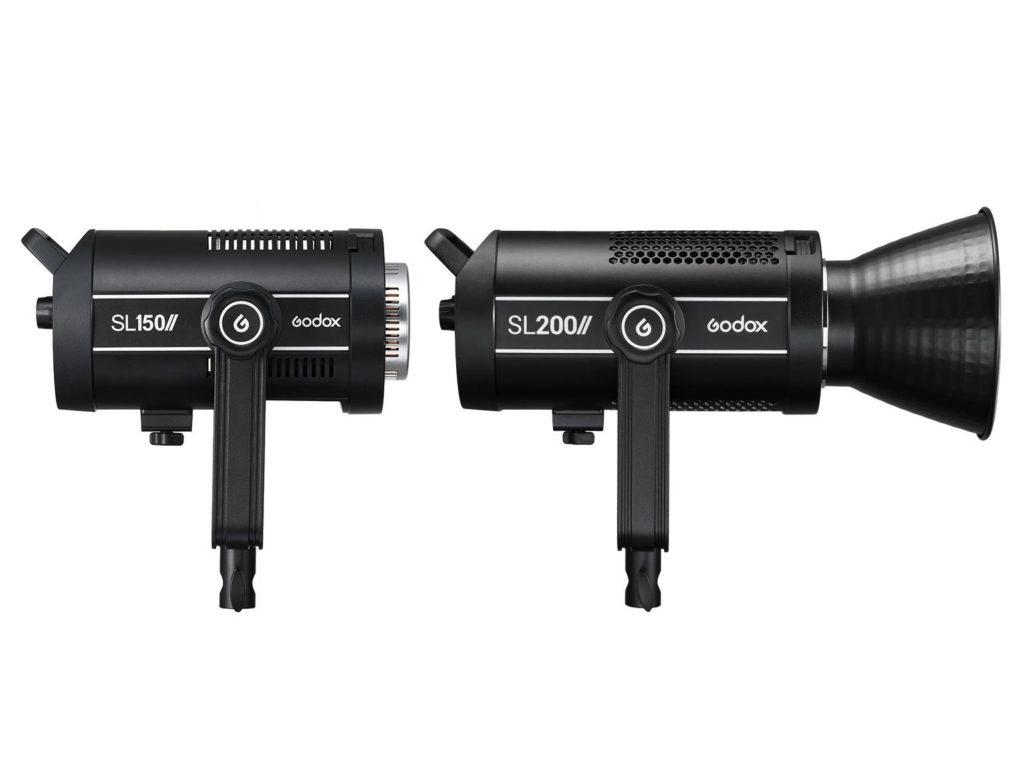 Godox SL150 και SL200 Mark II: Νέα LED συνεχούς φωτισμού με ασύρματο έλεγχο και αθόρυβη λειτουργία
